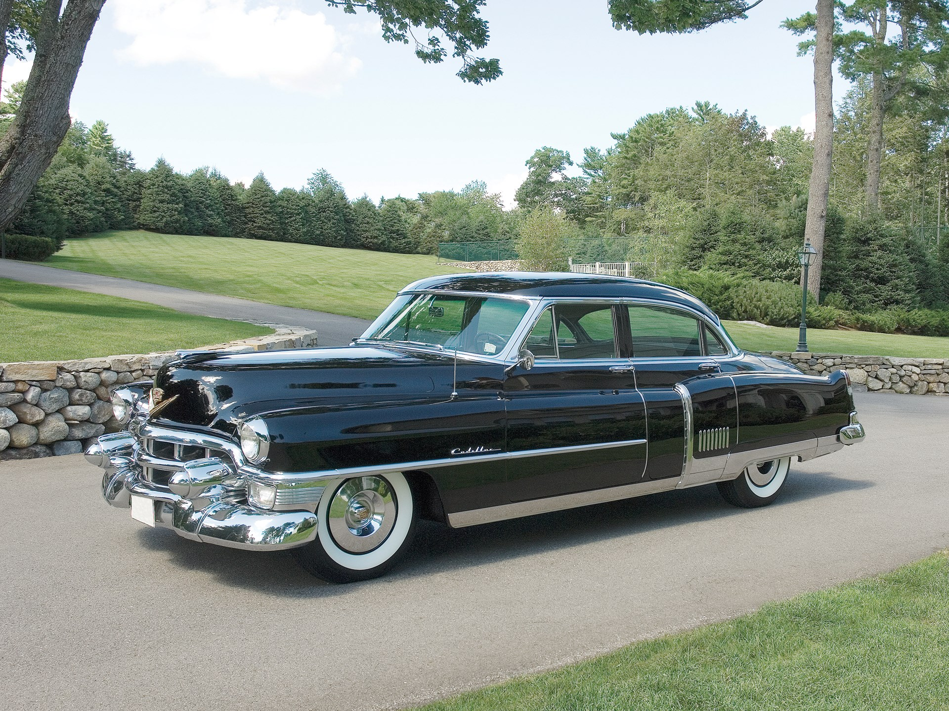 RM Sotheby's - 1953 Cadillac Series Sixty Special ...