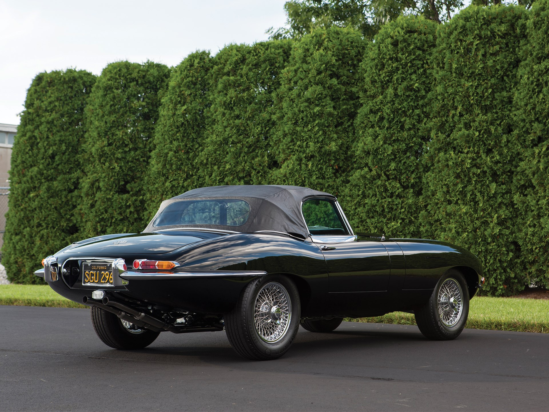 1966 Jaguar E Type Series 1 4.2 Litre Roadster