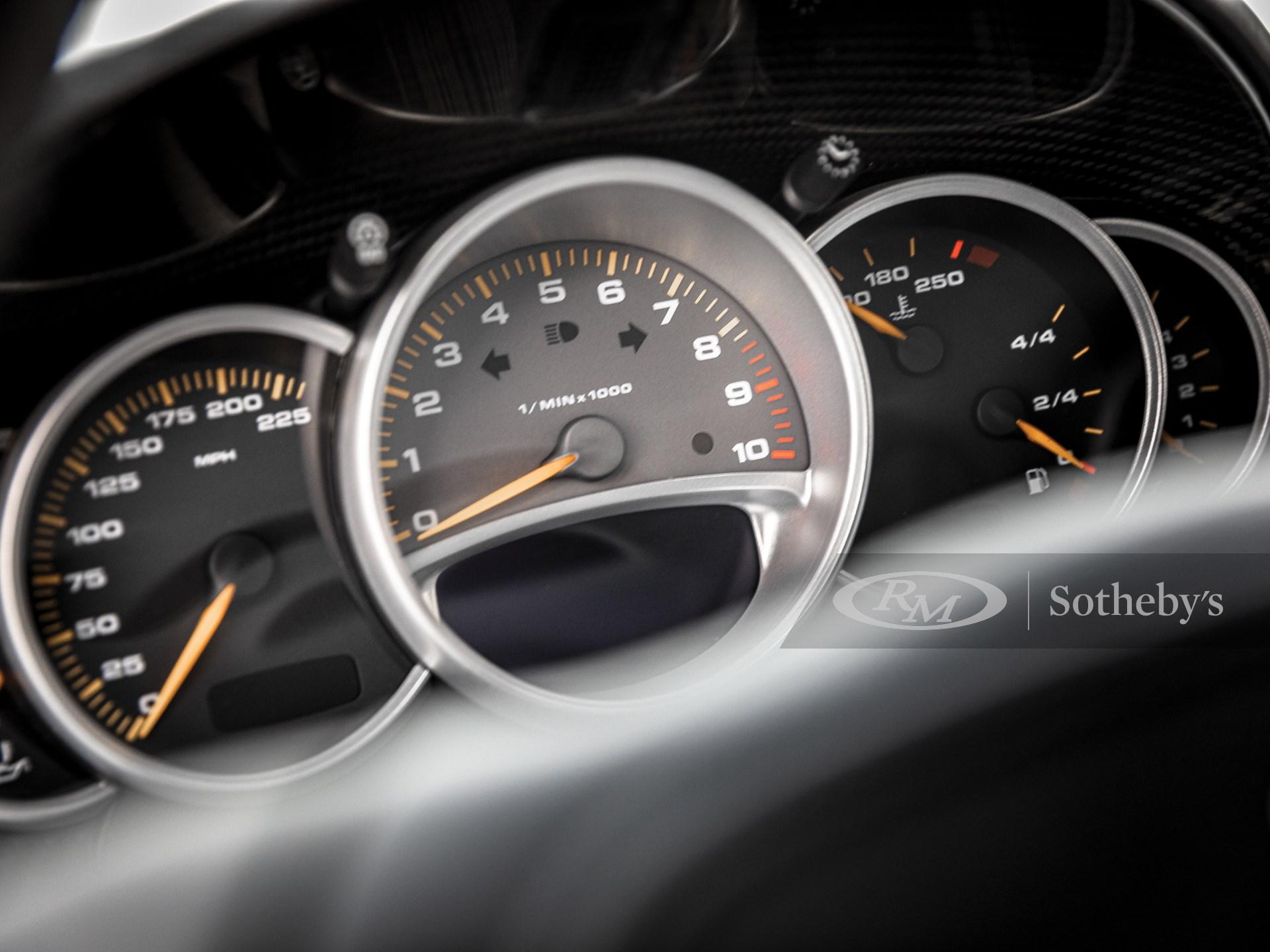 2005 Porsche Carrera GT  -