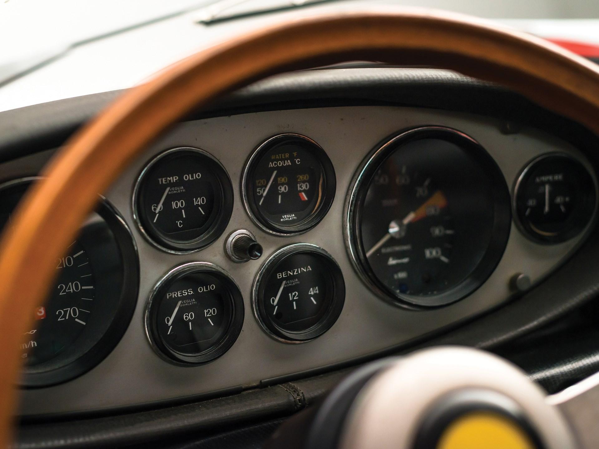 RM Sotheby's - 1969 Ferrari Dino 206 GT by Scaglietti   Arizona 2018
