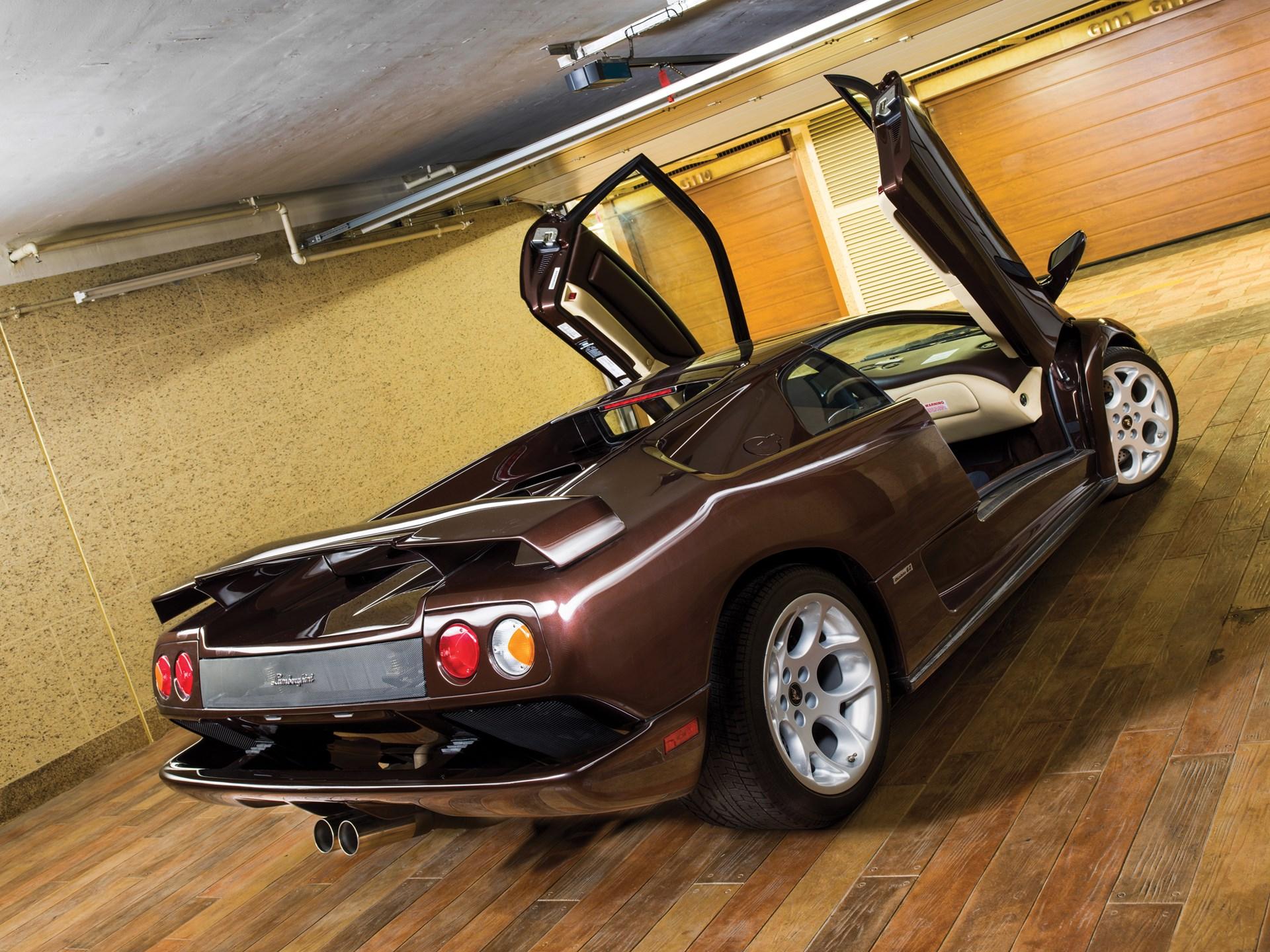Rm Sotheby S 2001 Lamborghini Diablo Vt 6 0 Se Amelia Island 2018