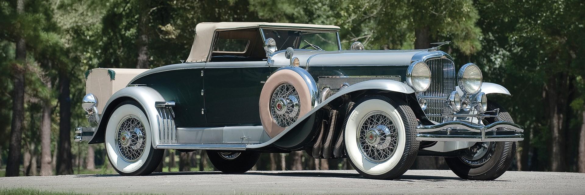 Vintage Motor Cars of Hershey
