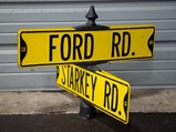 Ford and Starkey Rd. Street Signs - $