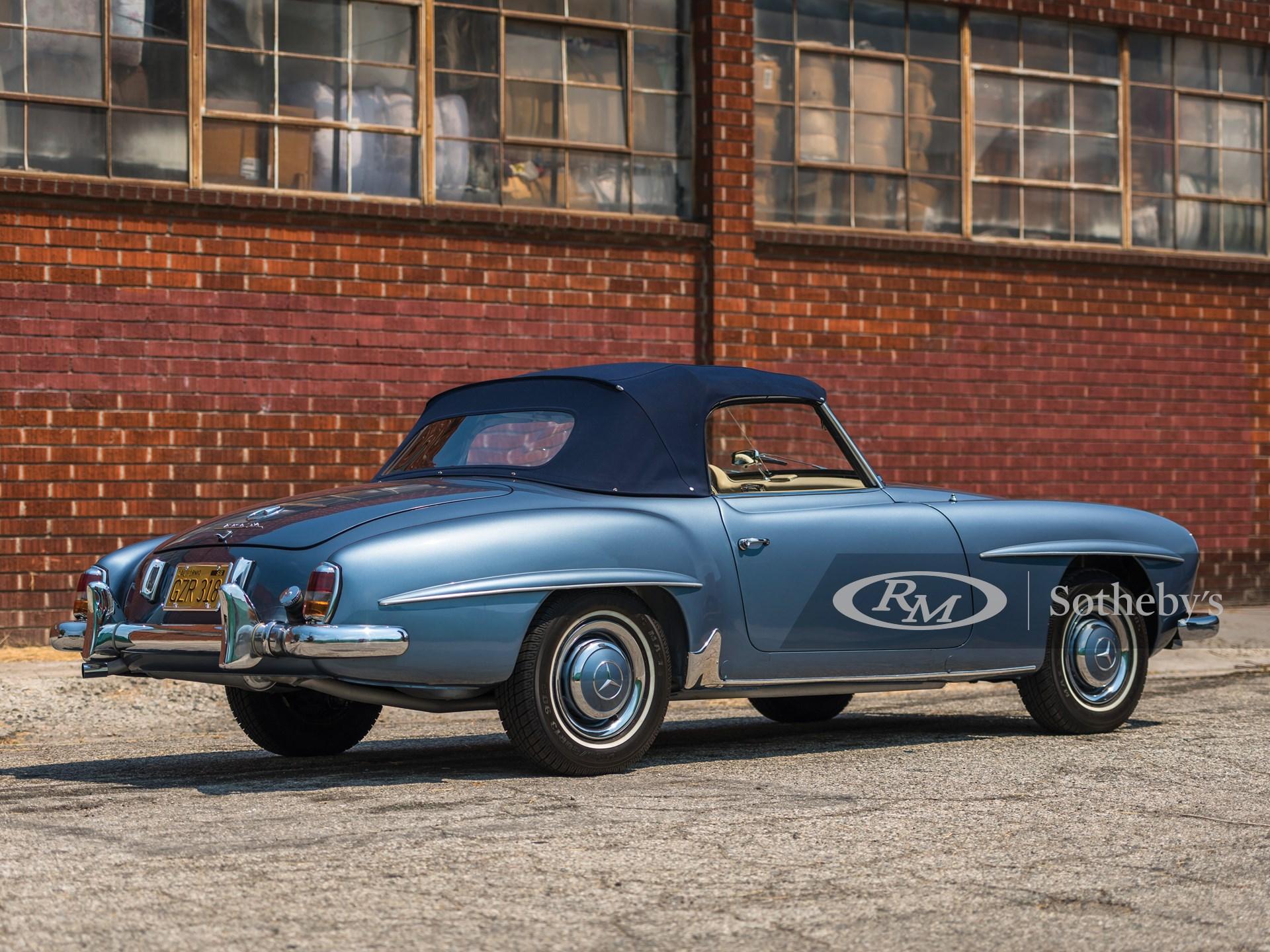 1957 Mercedes-Benz 190 SL  -