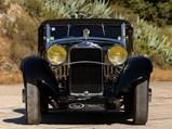1933 Delage D8 S Cabriolet by Pourtout - $