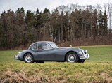 1955 Jaguar XK 140 SE Fixed Head Coupé  - $