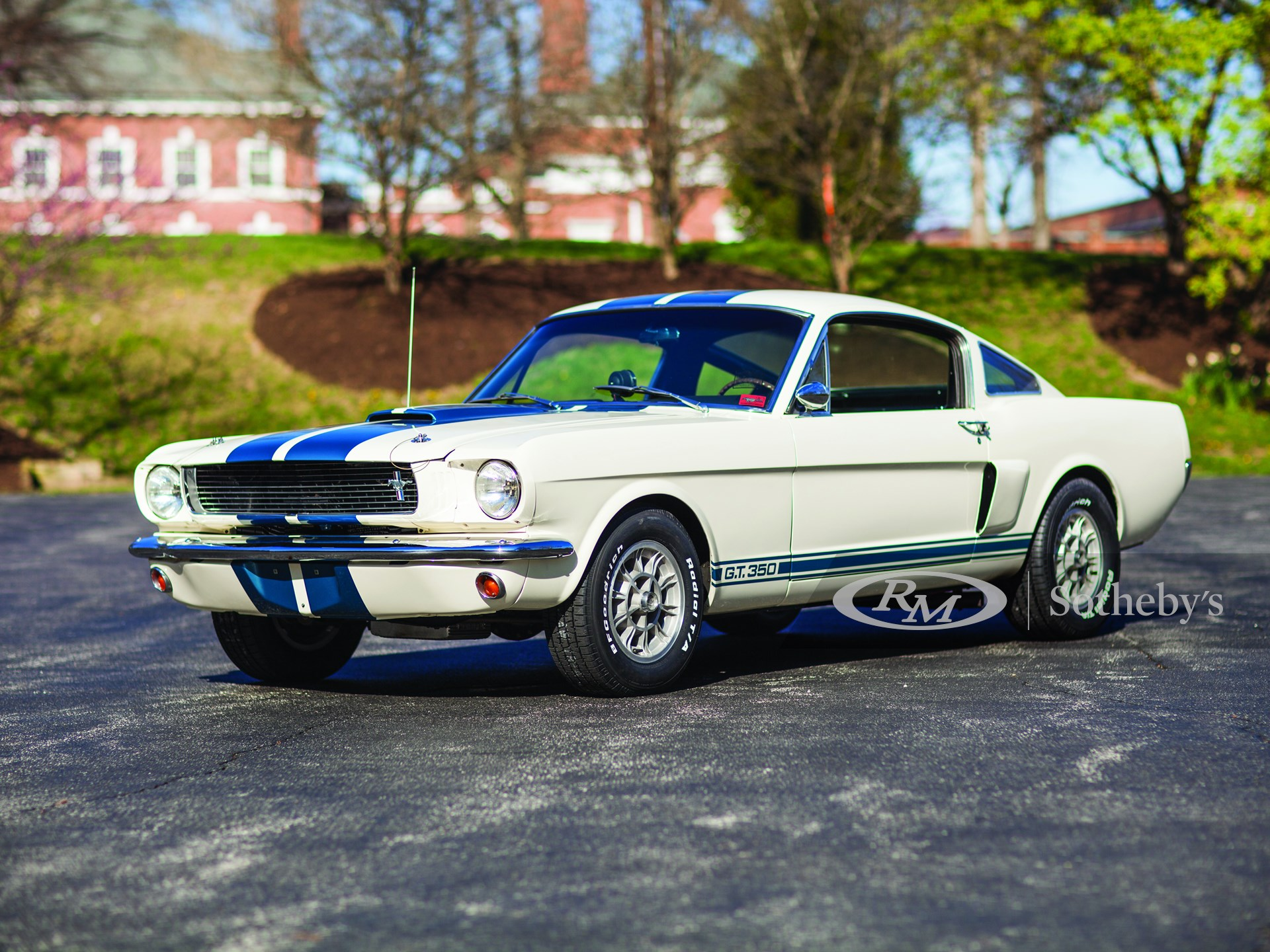 1966 Shelby GT 350  -