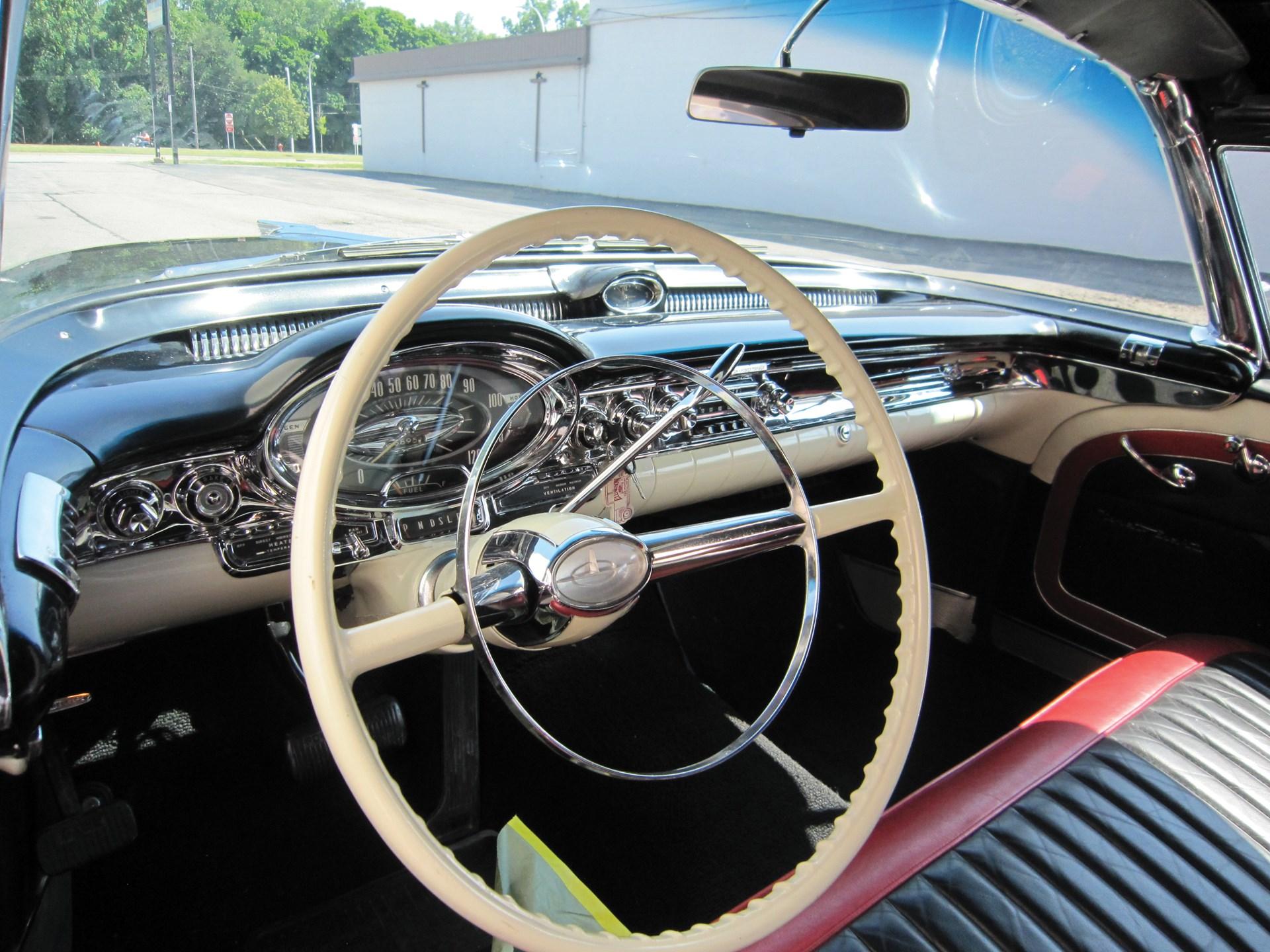 1957 Oldsmobile 98 Convertible J-2