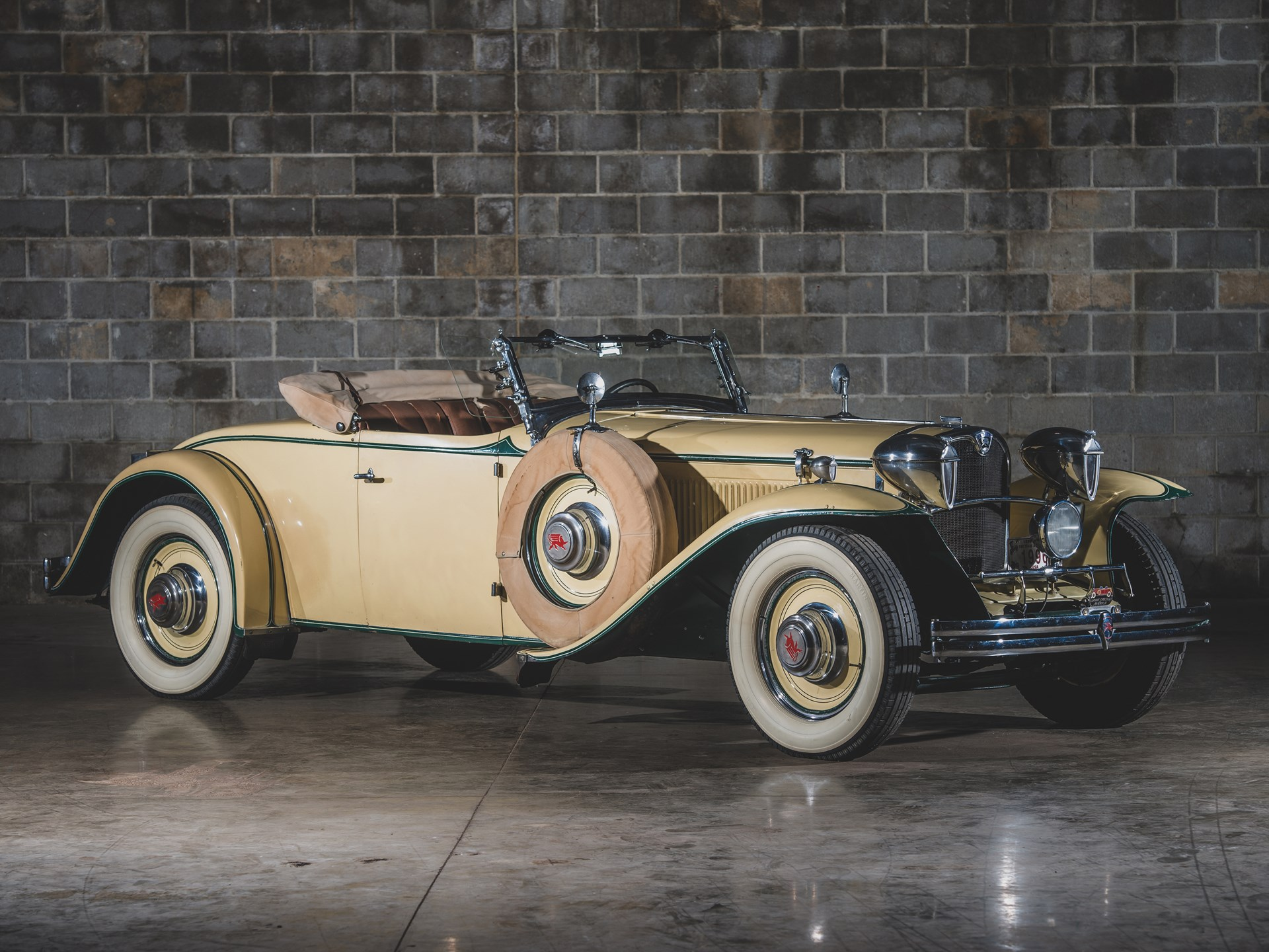 1930 Ruxton Model C Roadster by Baker-Raulang