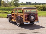 1941 Mercury Station Wagon  - $