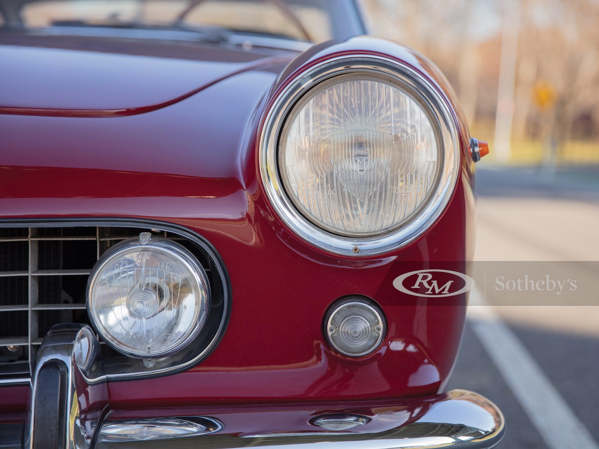 1962 Ferrari 250 GTE 2+2 Series II by Pininfarina -