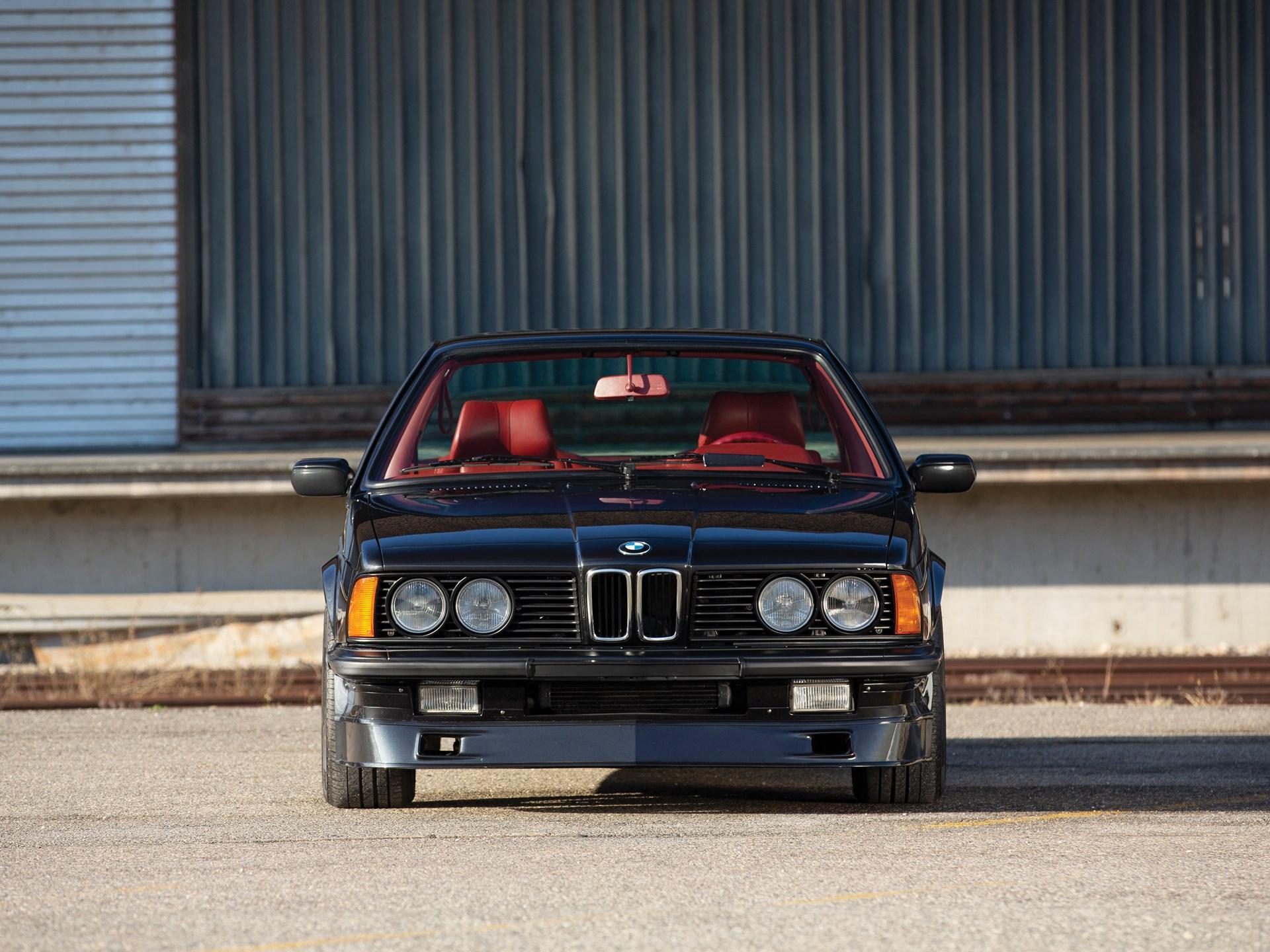 1987 BMW Alpina B7 Turbo Coupé/3