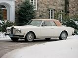 1983 Rolls-Royce Corniche Drophead Coupe by Mulliner Park Ward - $