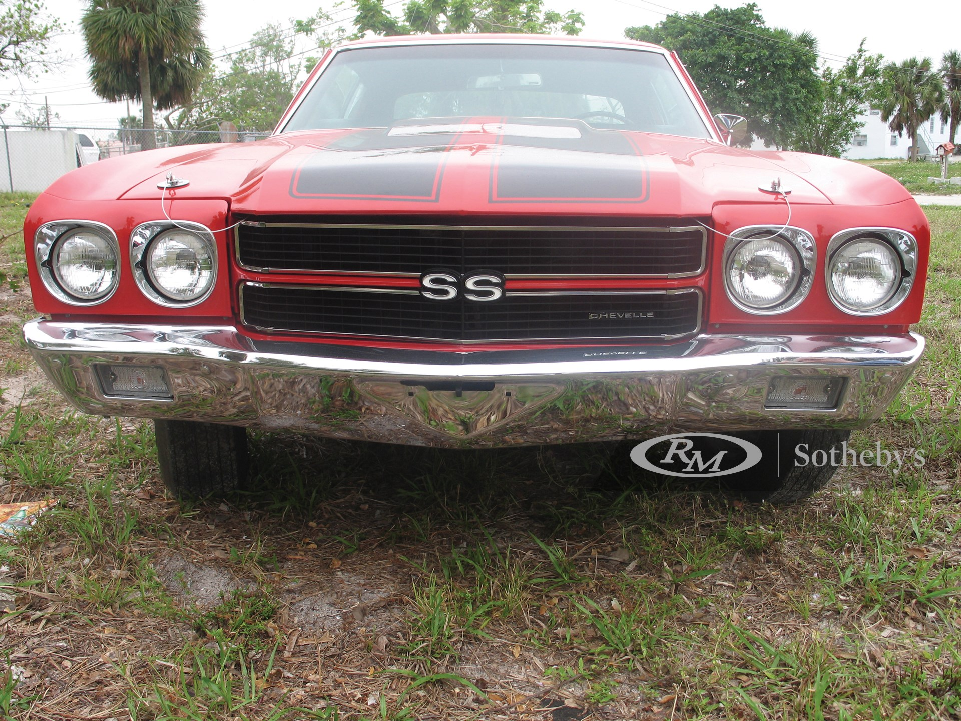 1970 Chevrolet Chevelle SS 396 Coupe  -