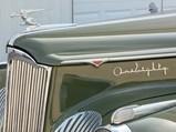 1941 Packard Darrin One-Eighty Convertible Victoria  - $