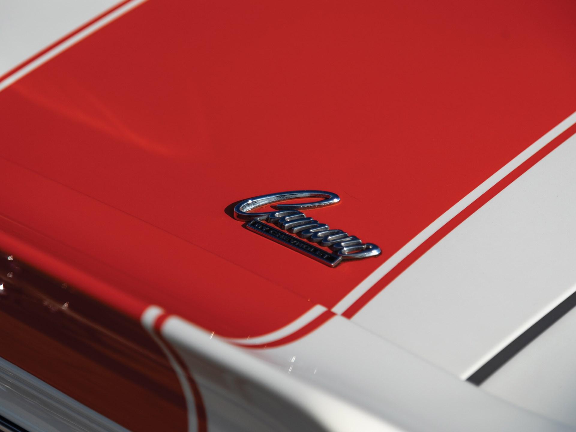 1969 Chevrolet Camaro Pace Car Convertible