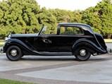 1948 Rolls-Royce Silver Wraith Sedanca de Ville by H.J. Mulliner - $