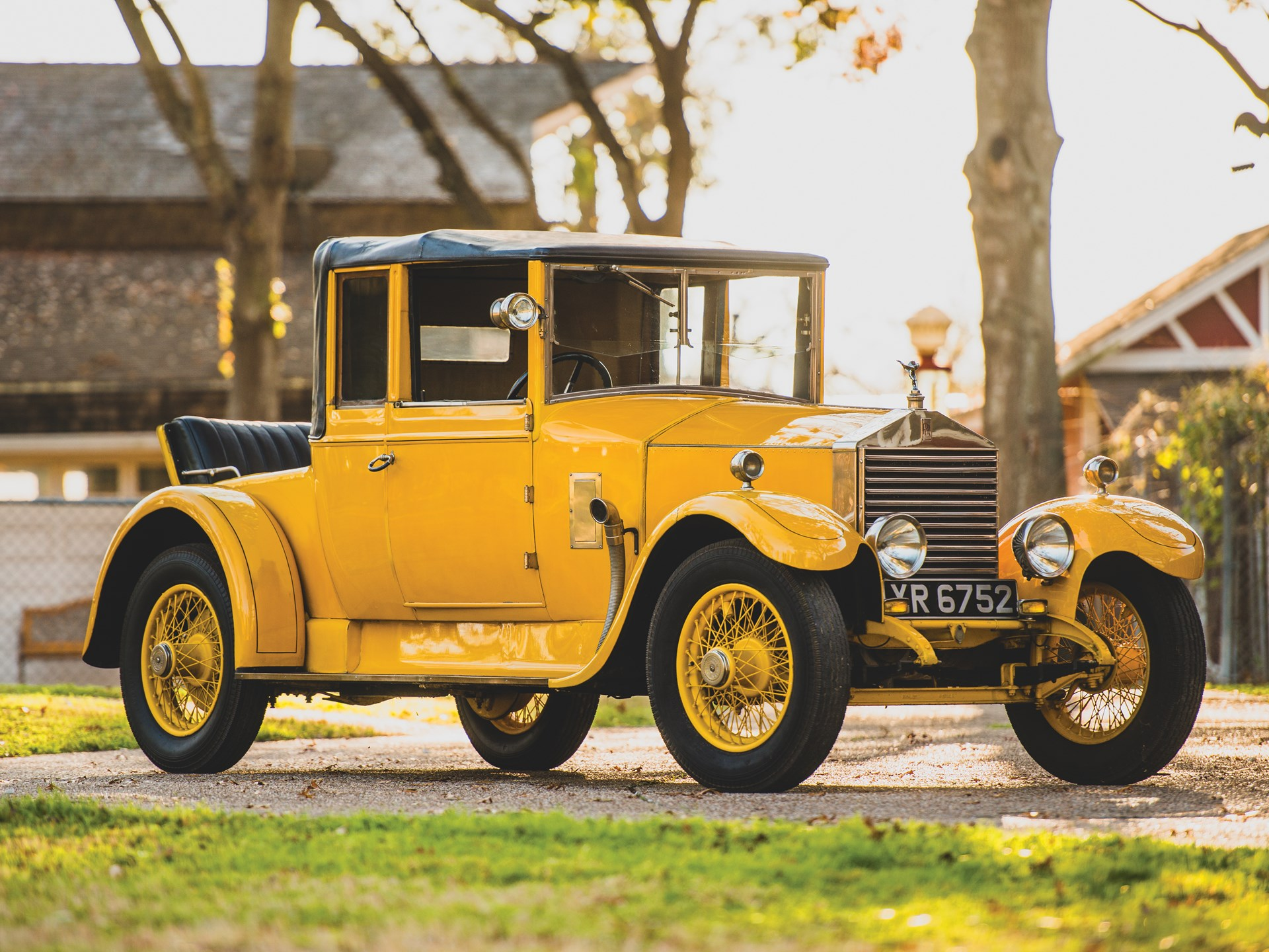 77610352c56a RM Sotheby s - 1924 Rolls-Royce 20 HP Doctor s Coupe by Arthur ...