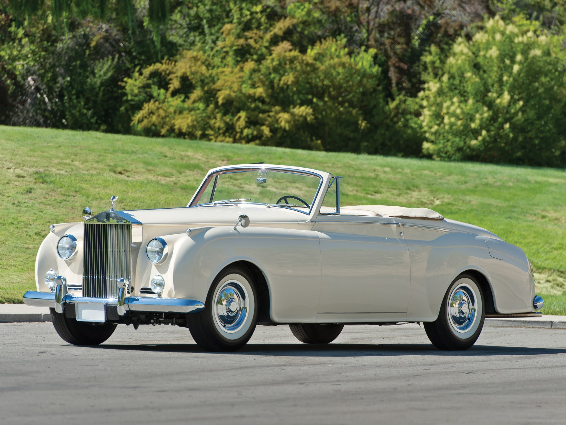 1959 Rolls Royce Silver Cloud I Drophead Coupe By James Young