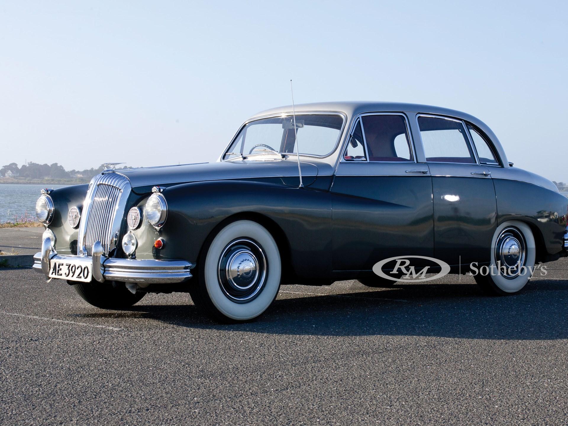 1962 Daimler SD Majestic