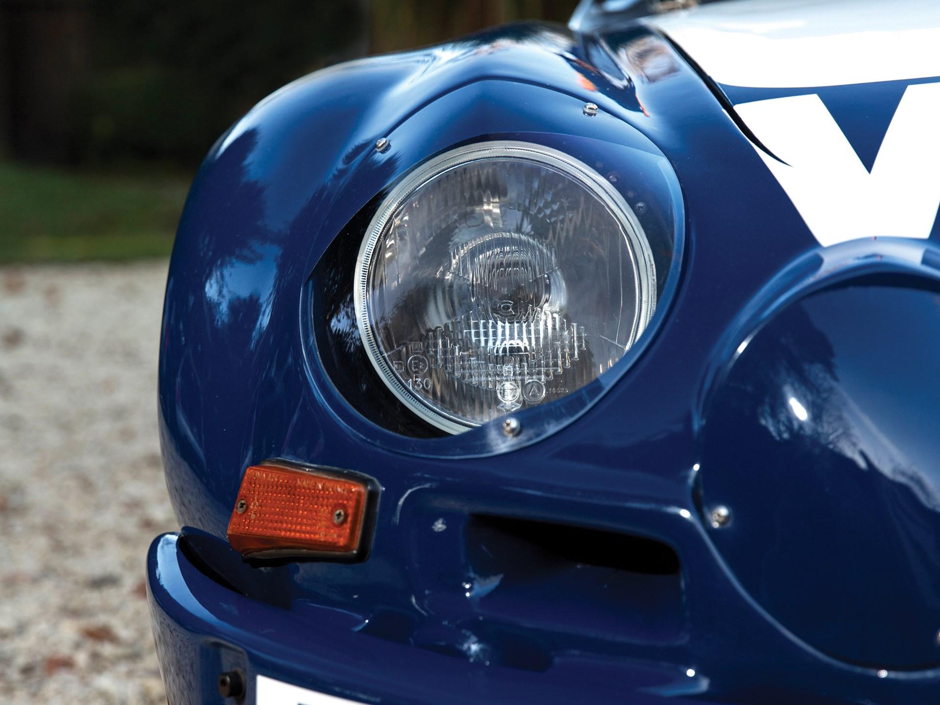 1974 Alpine-Renault A110 B 'Team Vialle'