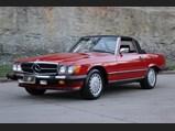 1987 Mercedes-Benz 560 SL  - $