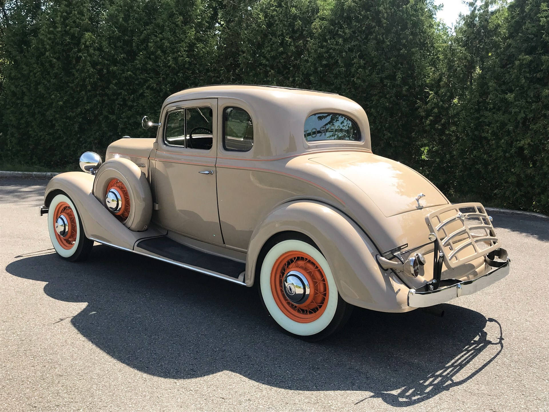 RM Sotheby's - 1934 Chevrolet Master Six Coupe | Auburn Fall 2019