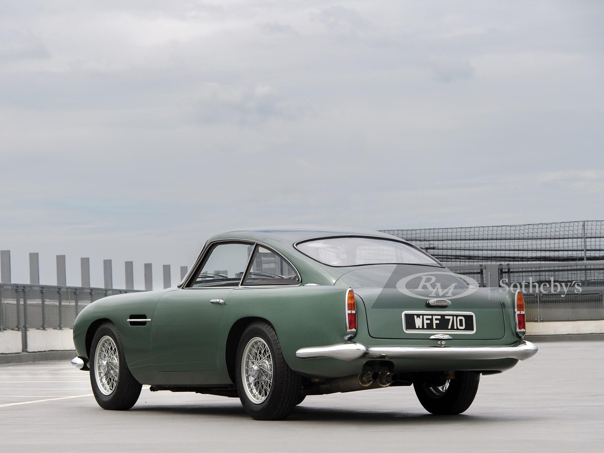 1961 Aston Martin DB4GT  -