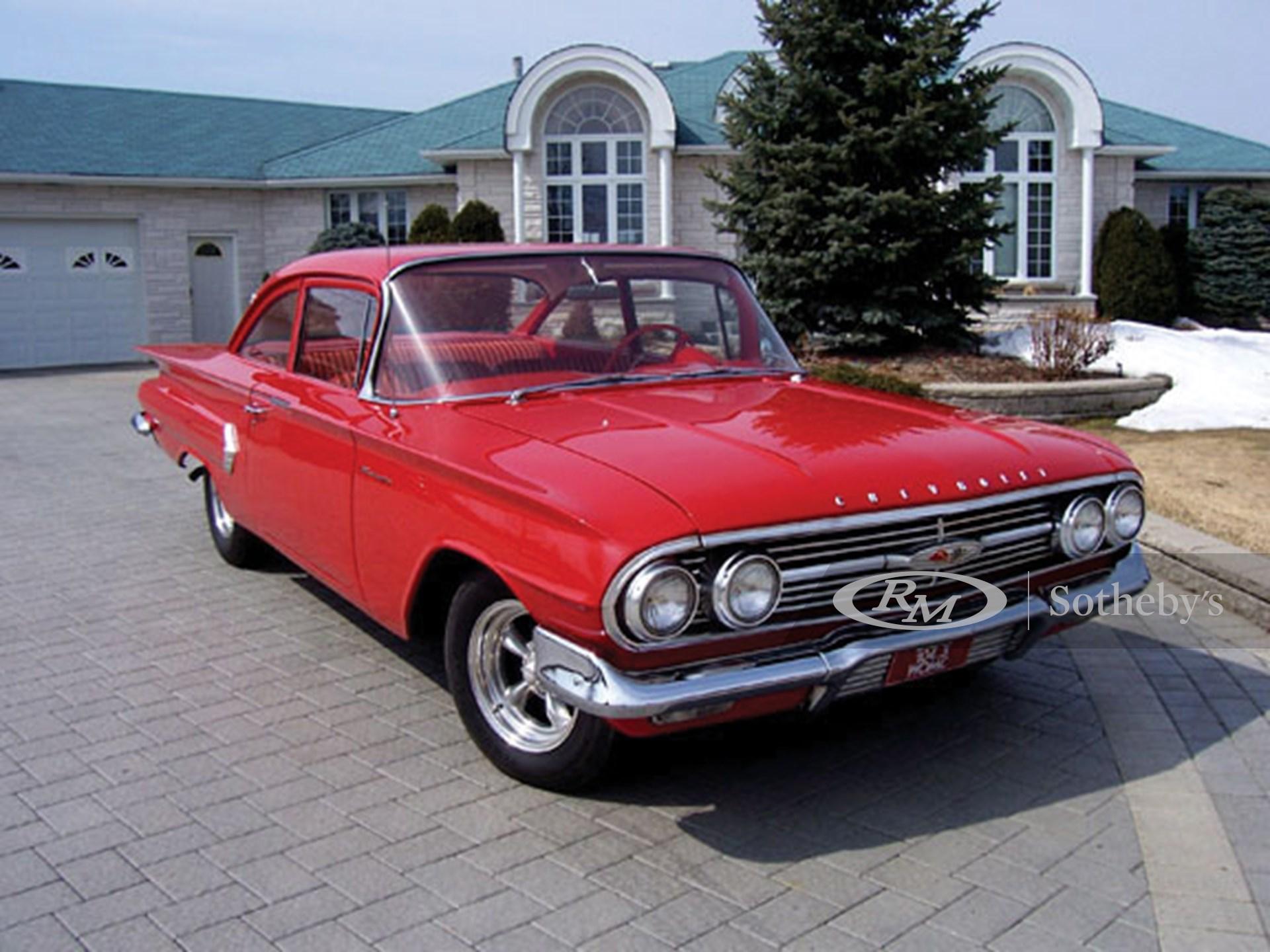 1960 Chevrolet Biscayne  -
