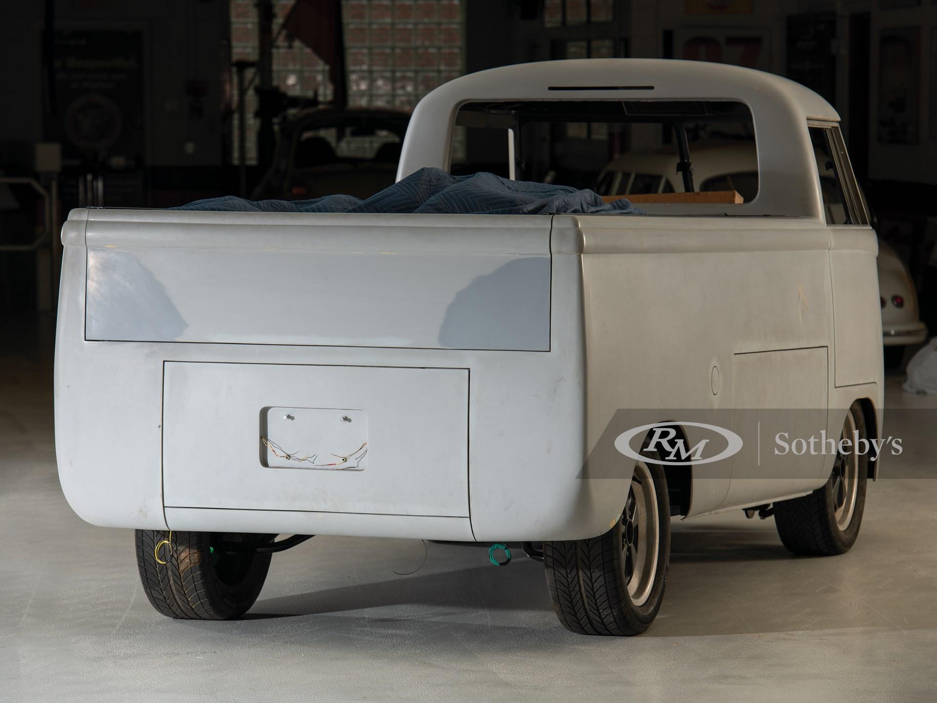 1961 Volkswagen Type 2 Single-Cab Pickup Project  -