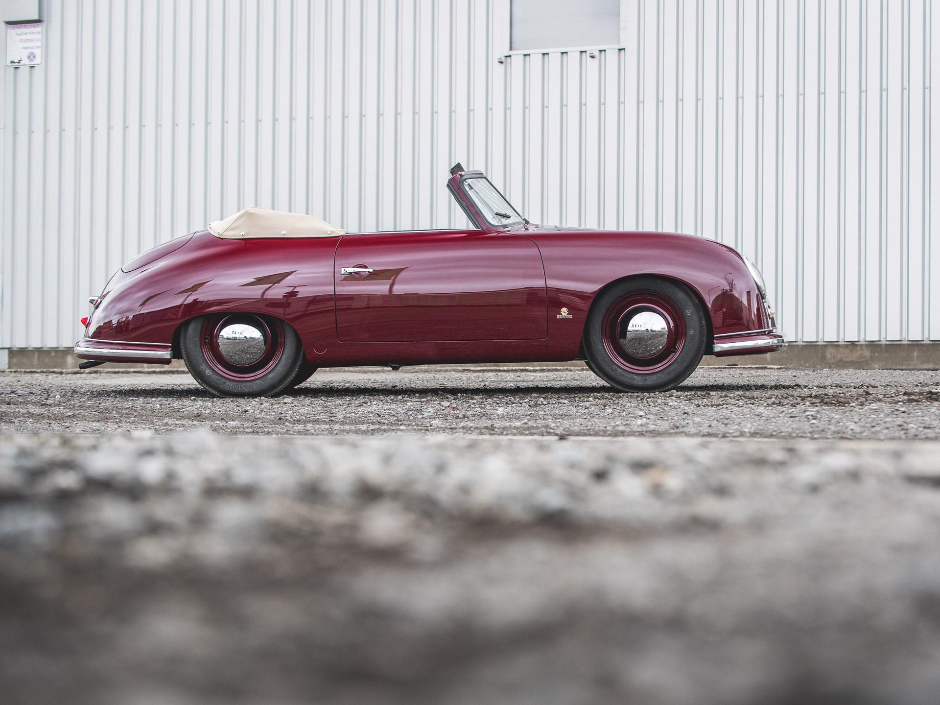1951 Porsche 356 1300 'Split-Window' Cabriolet by Reutter