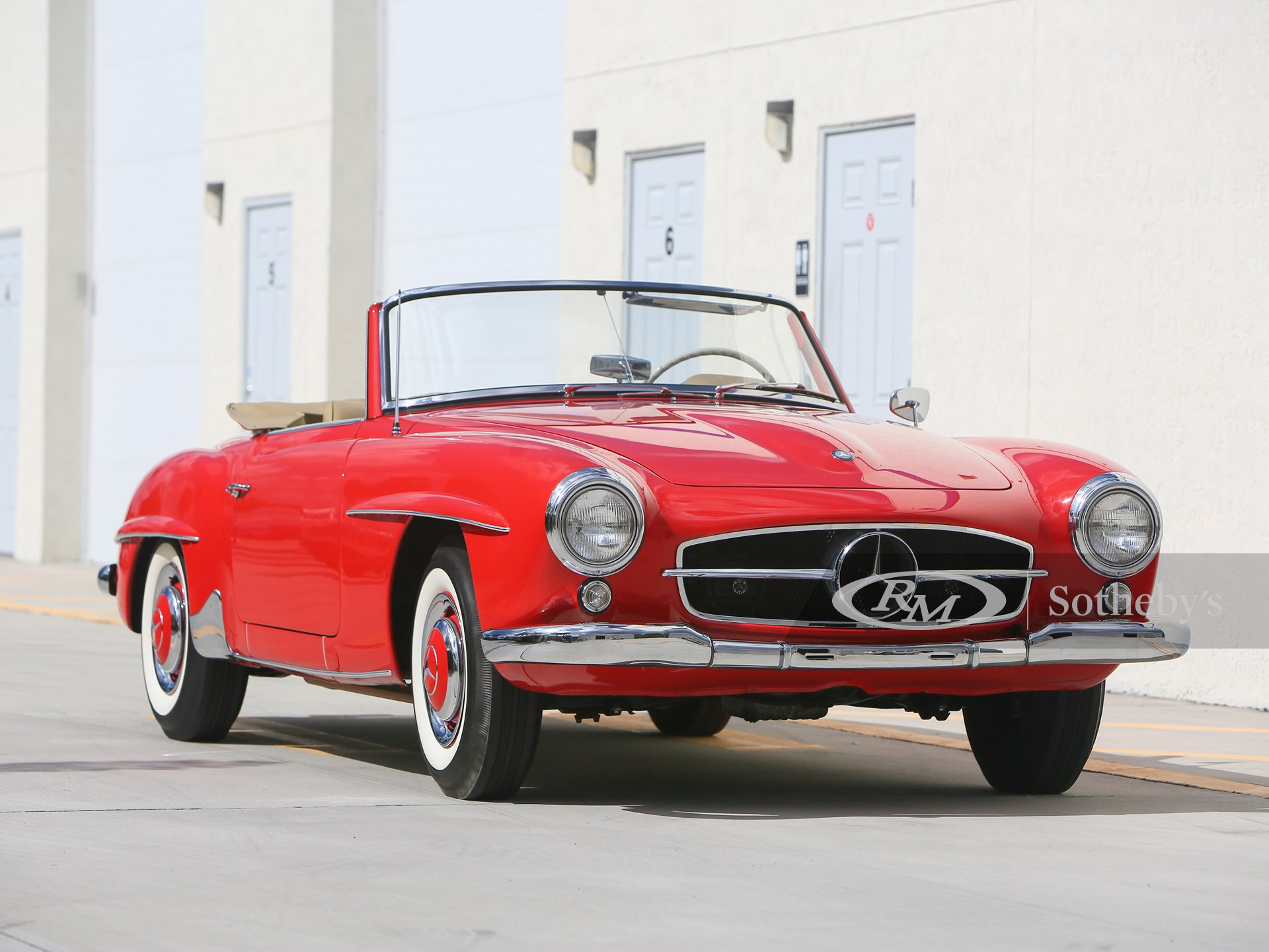 1958 Mercedes-Benz 190 SL  -