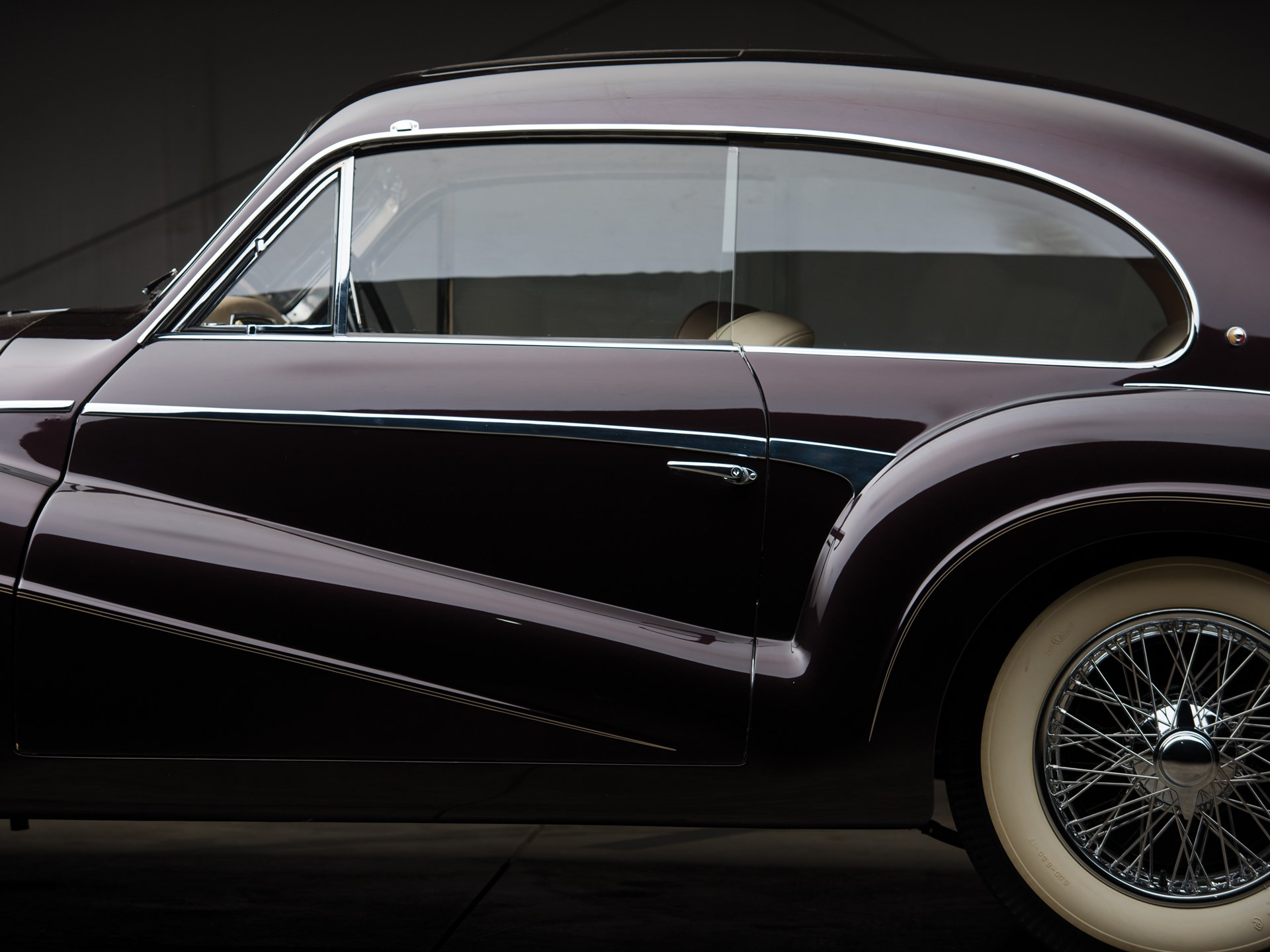 1952 Delahaye 235 Coupe by Saoutchik