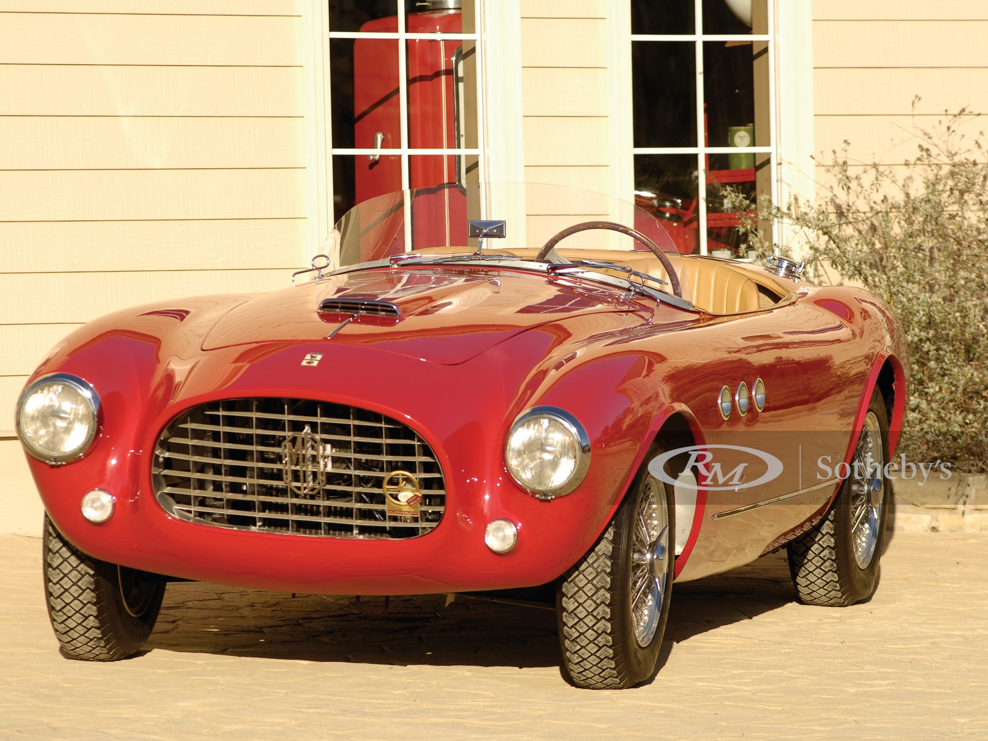 1955 MG Hawk Special Roadster