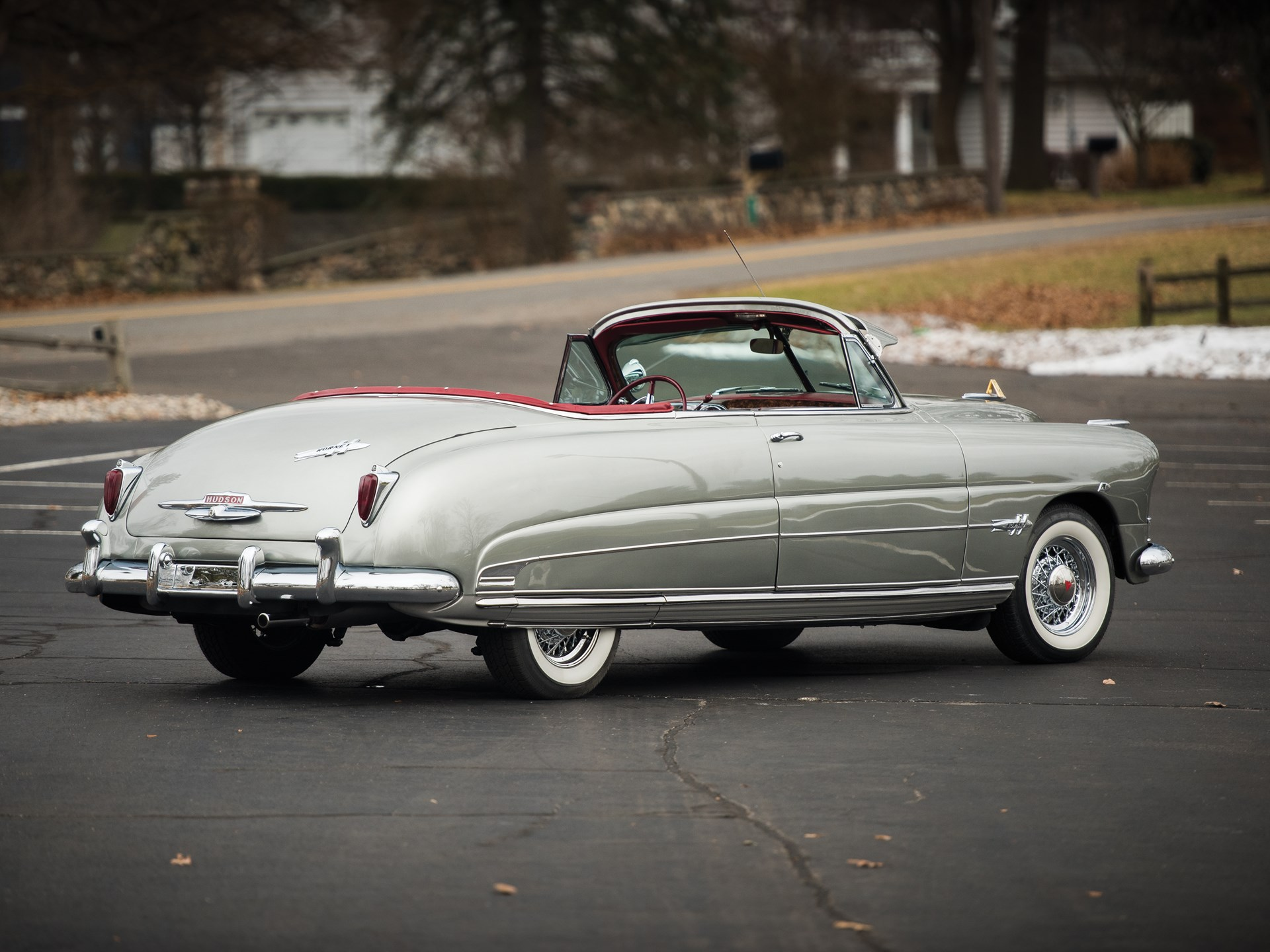 1951 Desoto Wiring Diagram Library Starting Circuit For The 1941 51 Hudson All Models Rm Sothebys Hornet Convertible Brougham Amelia Fabulous