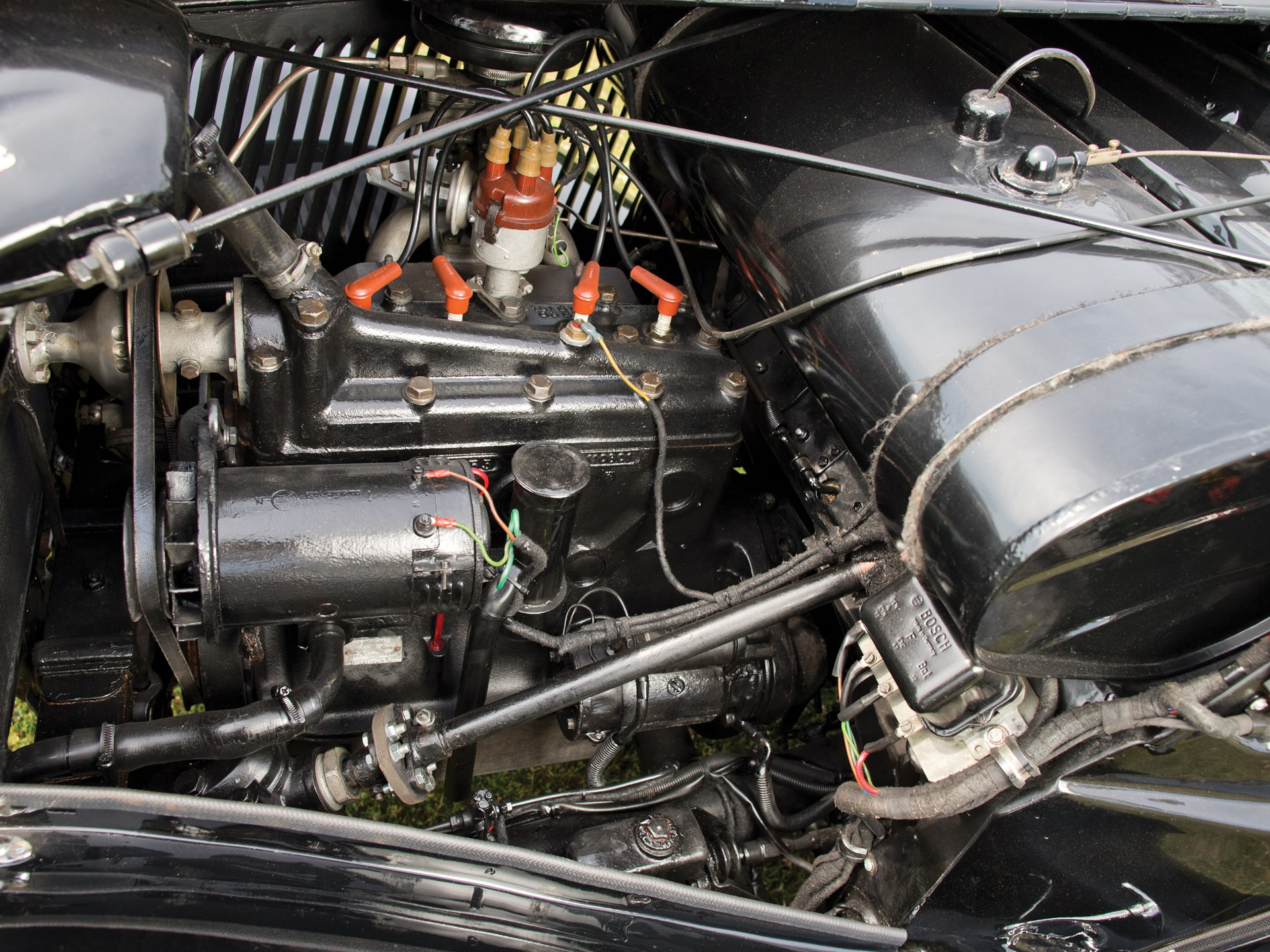 RM Sotheby's - 1939 Mercedes-Benz 170 V Cabriolet Saloon
