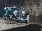 1930 Duesenberg Model J Convertible Sedan by Murphy - $