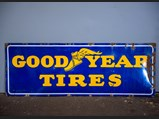 Goodyear Tires Sign - $