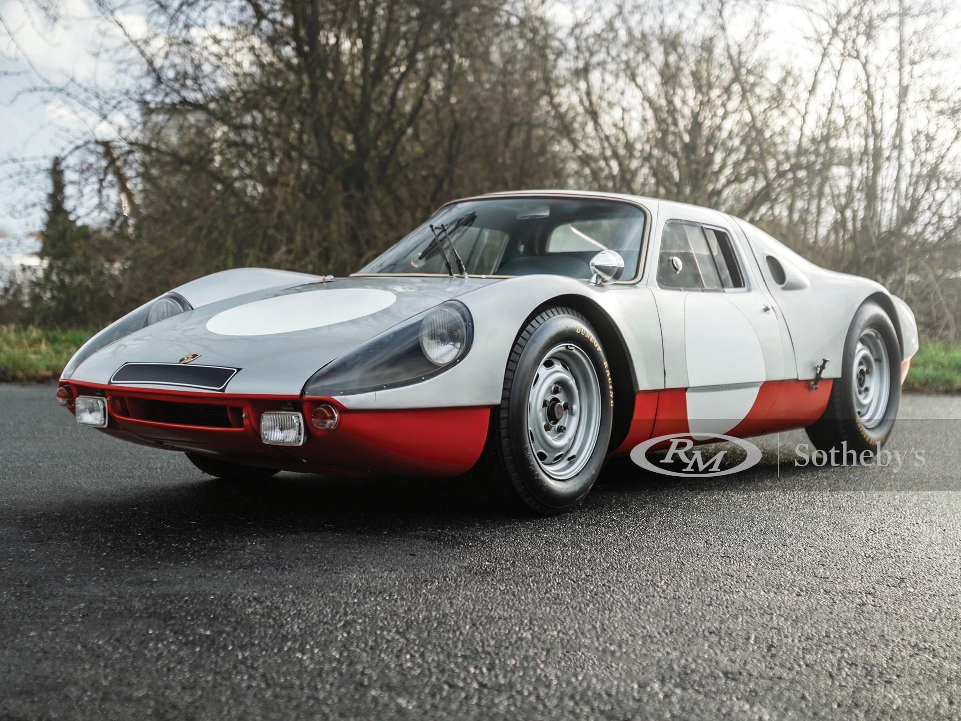 1964ポルシェ904 GTS