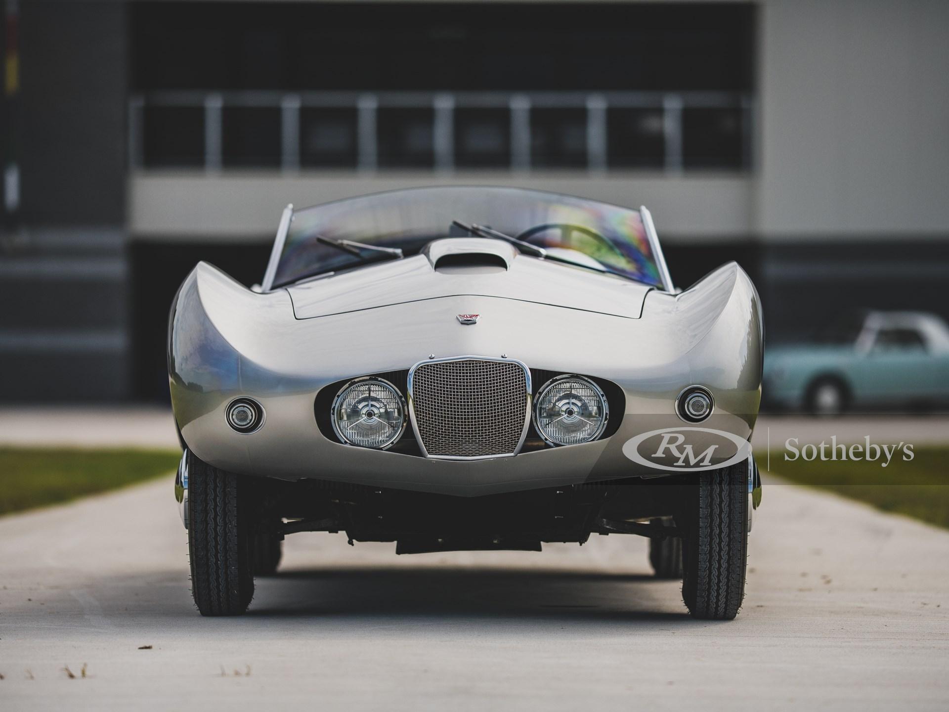 1956 Arnolt-Bristol Deluxe Roadster by Bertone -