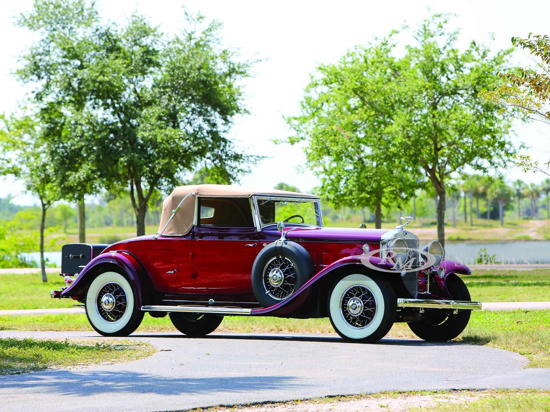 1931 Cadillac V-12  -