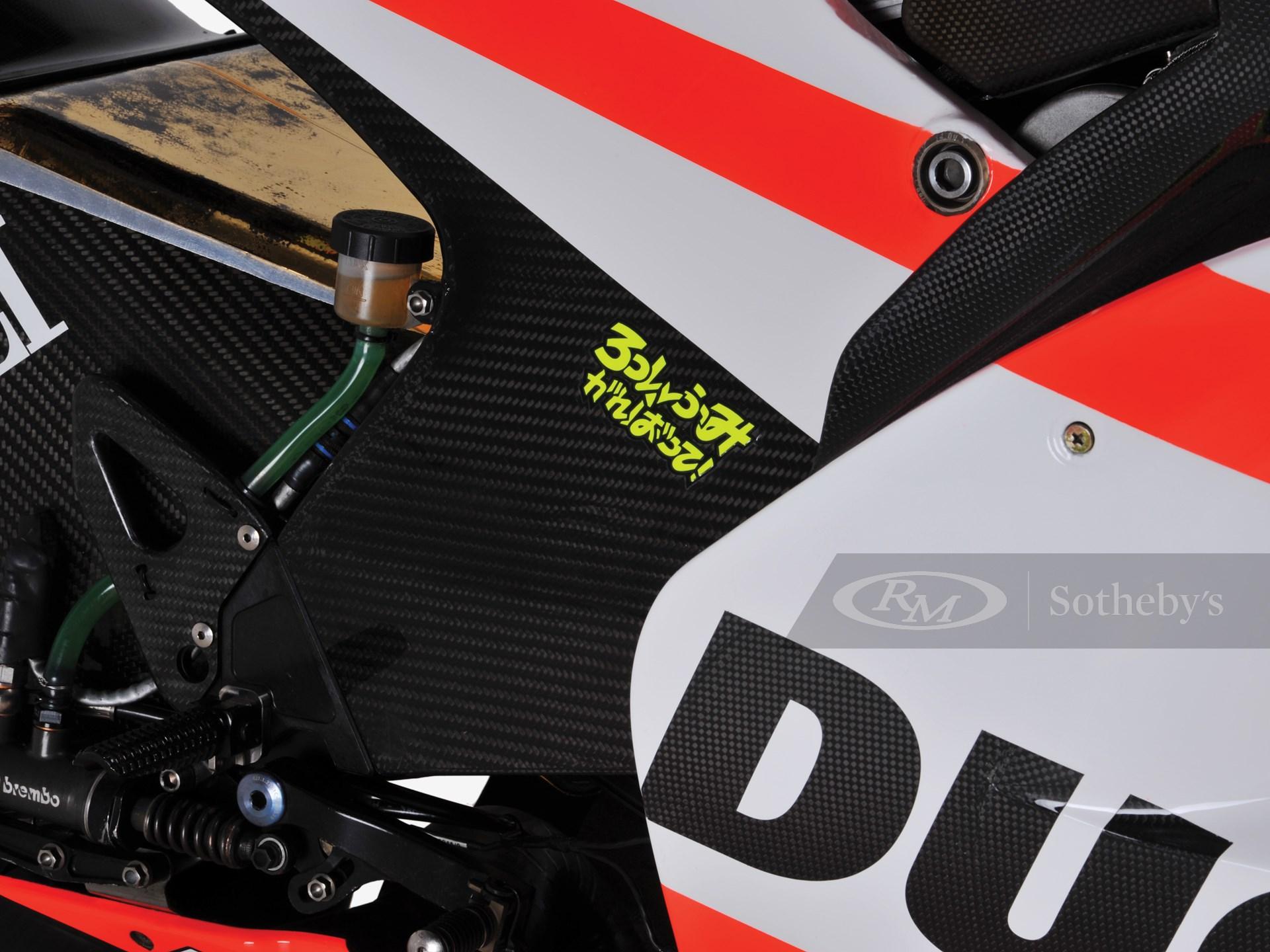 2011 Ducati Desmosedici GP11 VR2  -