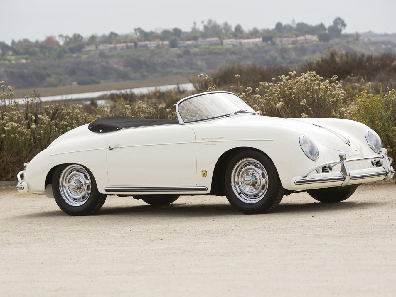Rm Sotheby S 1957 Porsche 356 A Carrera 1500 Gs