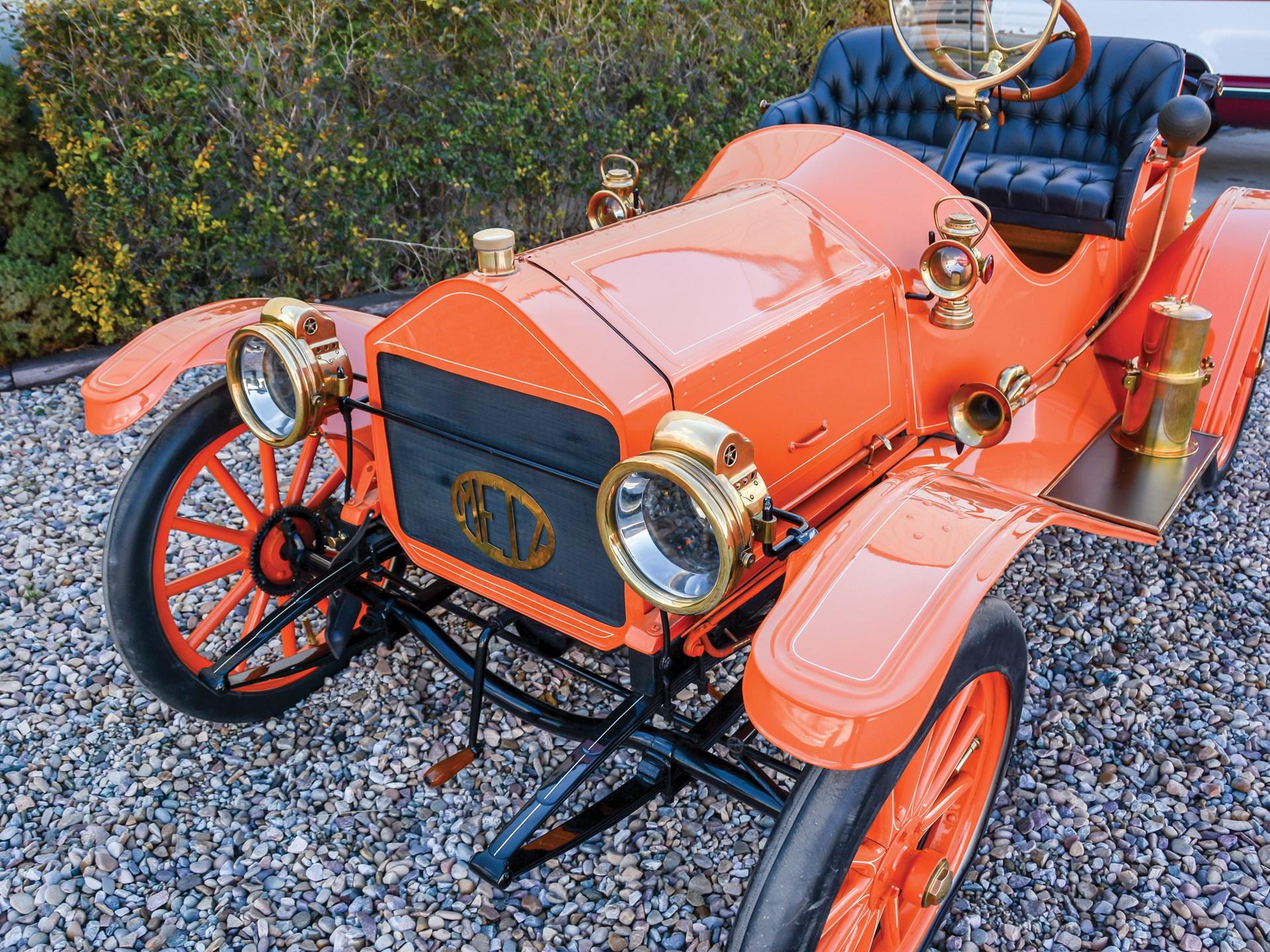 1912 Metz Runabout