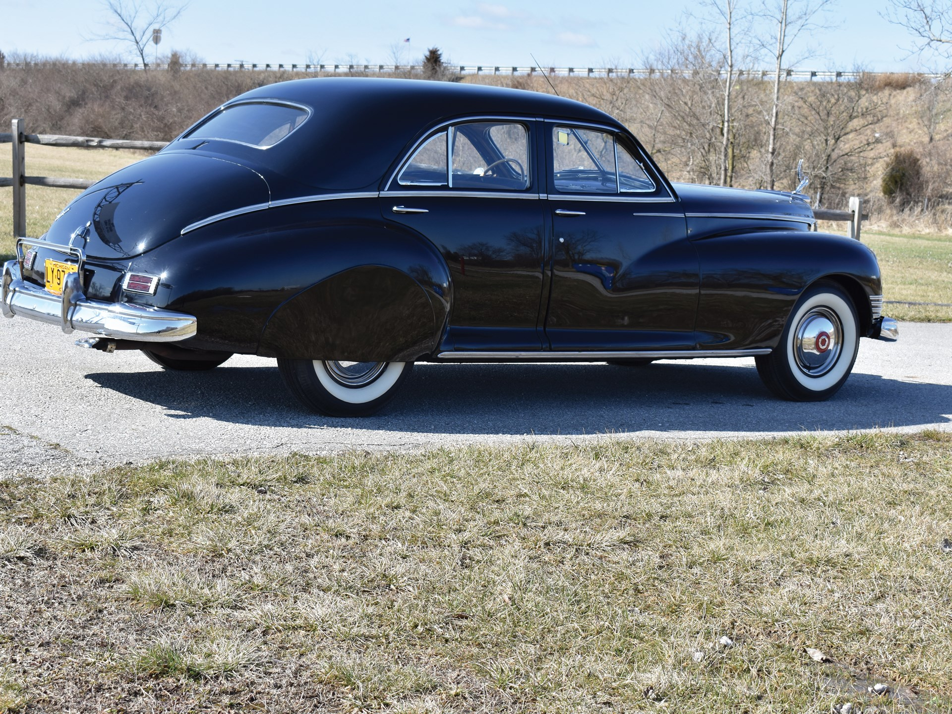 1947 Packard Custom Super Clipper Sedan