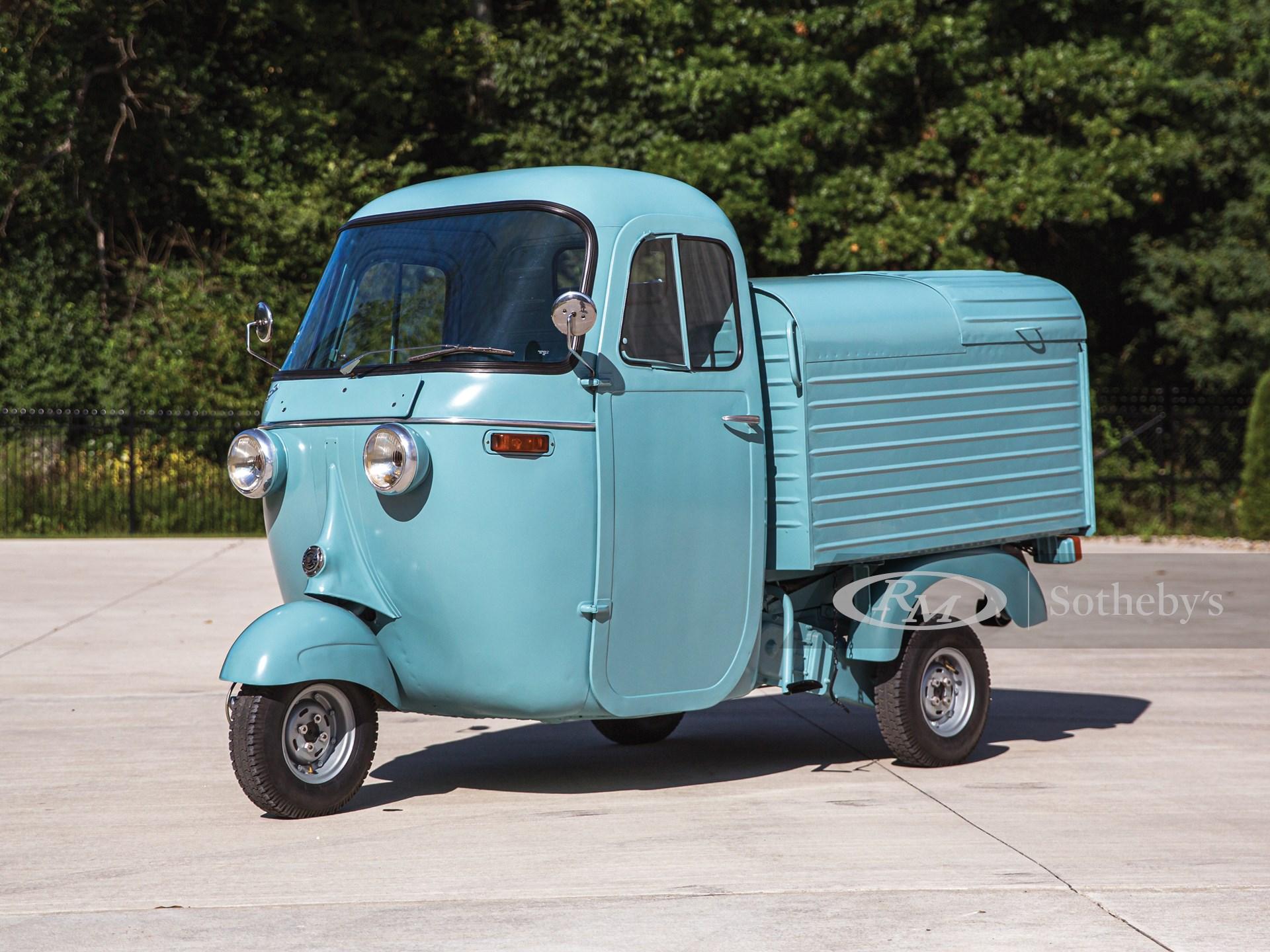 1963 Piaggio Vespa Ape Model C