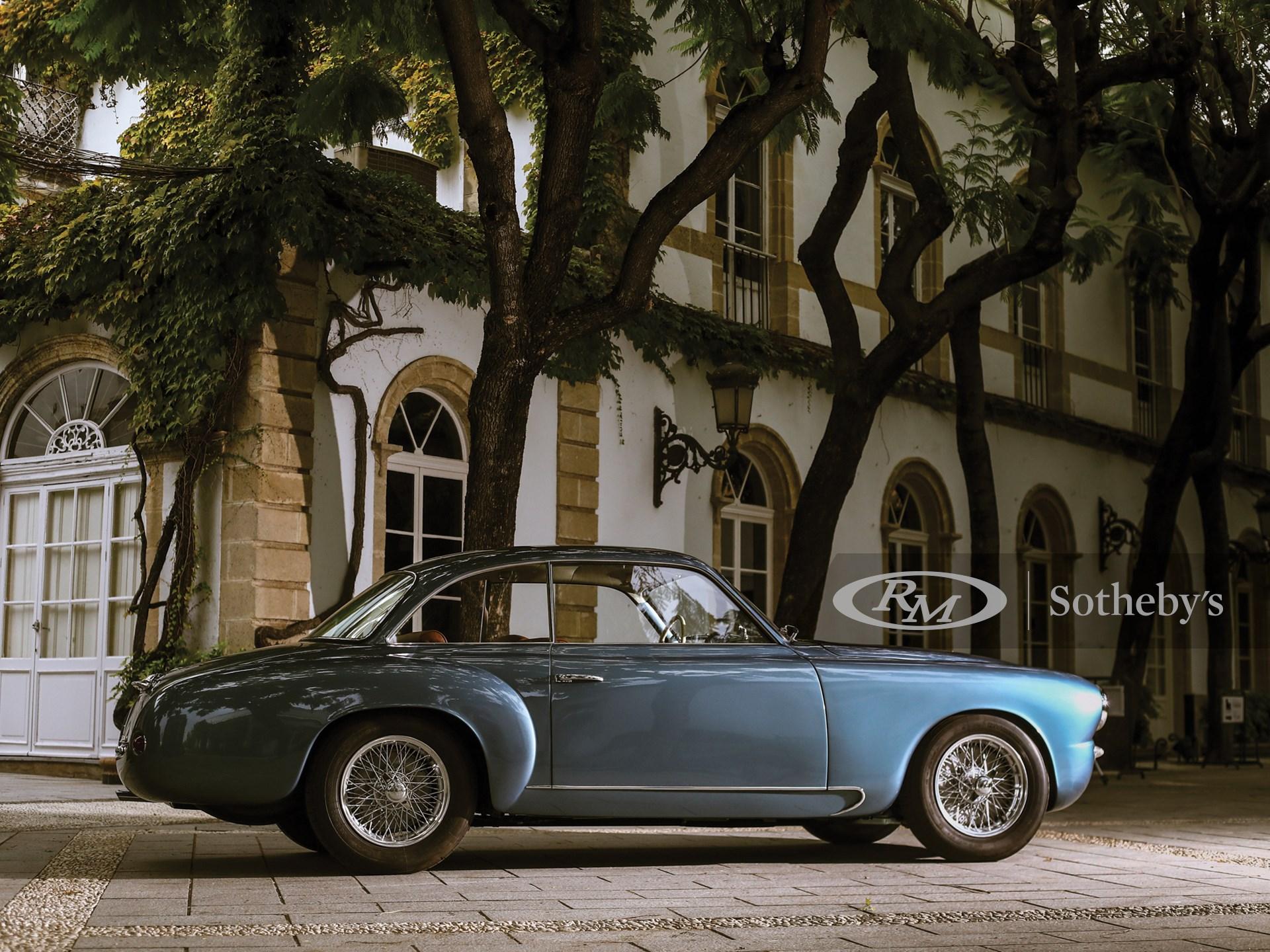 1954 Alfa Romeo 1900C Super Sprint Coupé by Touring -