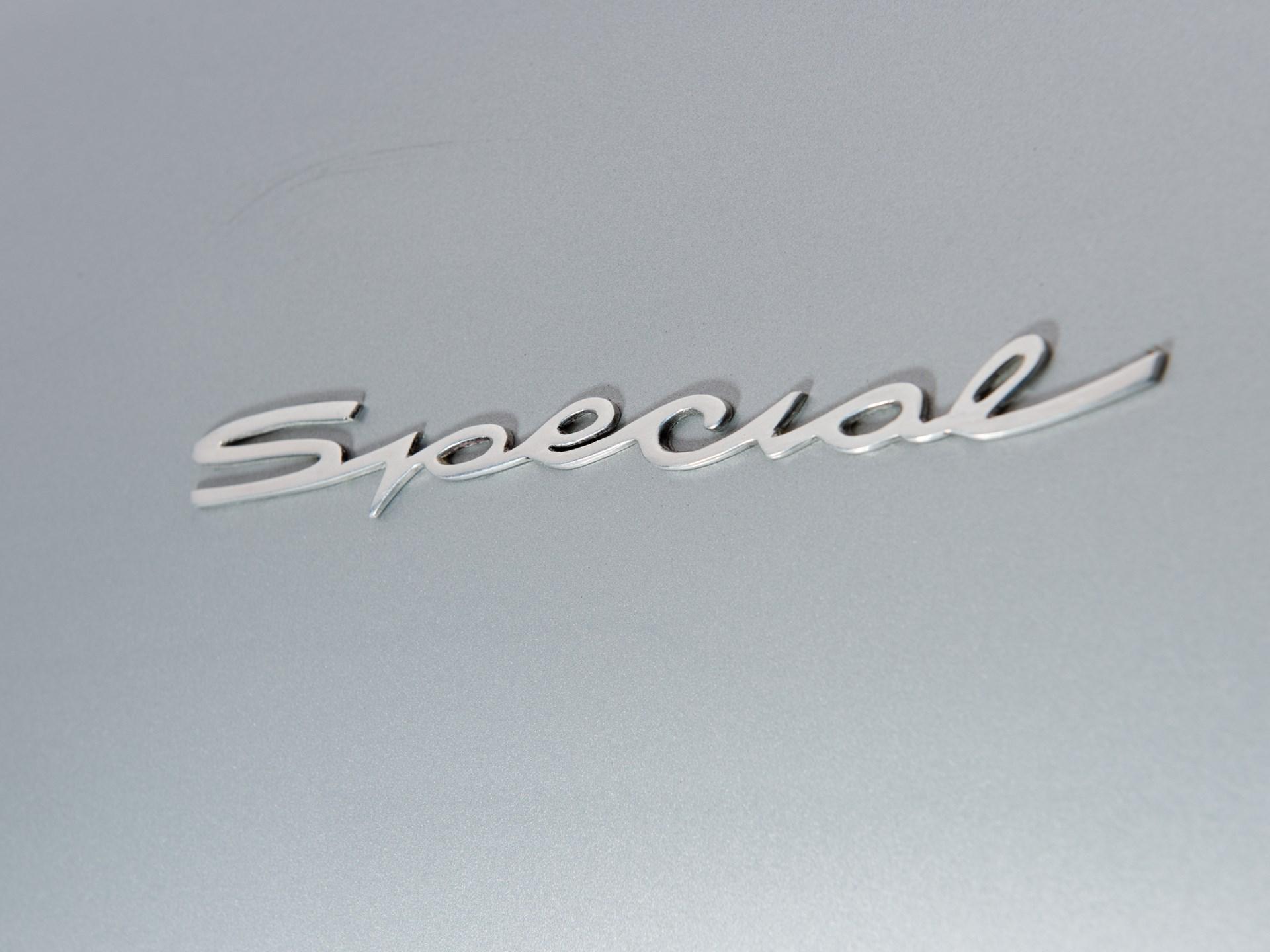 1955 Porsche 356 Pre-A 'Emory Special' Coupe