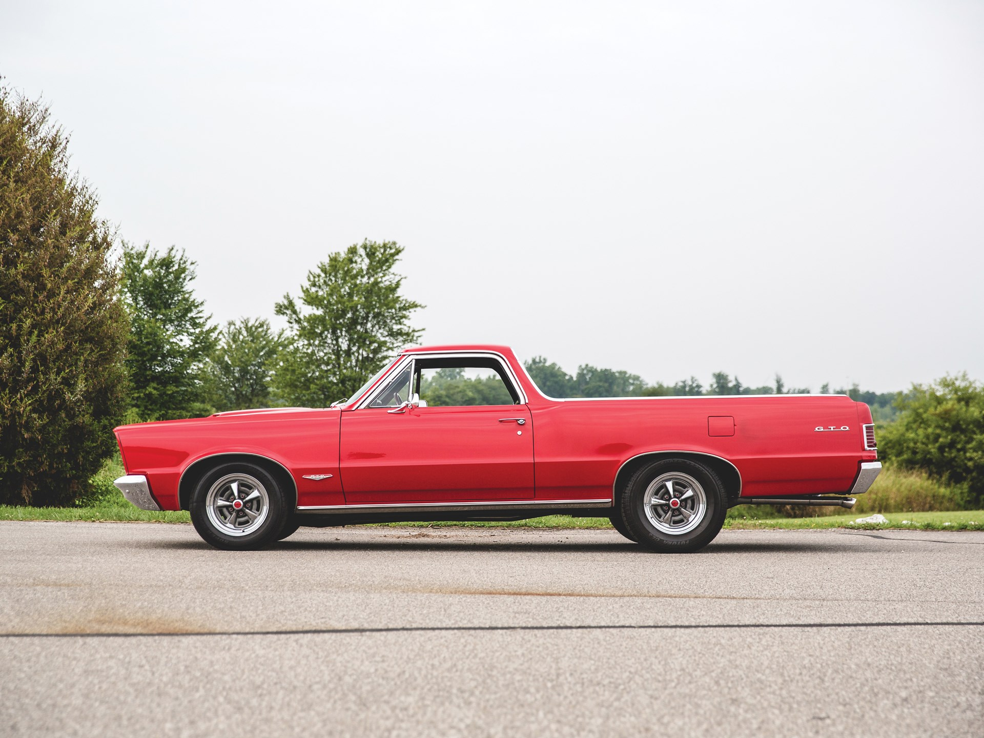 "1964 Chevrolet El Camino ""El Chieftain GTO"""