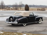 1948 Lincoln Continental Convertible  - $